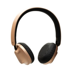 Baseus Encok D01 Foldable Stereo Wireless Bluetooth Headphones (Gold)